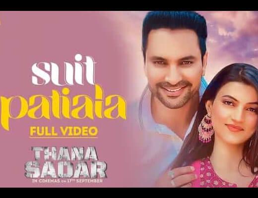 Suit Patiala Lyrics – Gurnam Bhullar