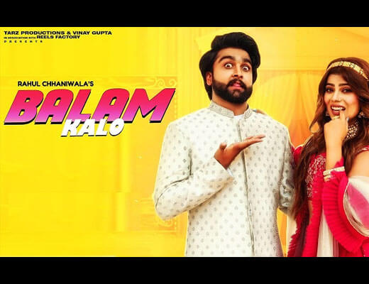 Balam Kalo Lyrics – Monika Sharma