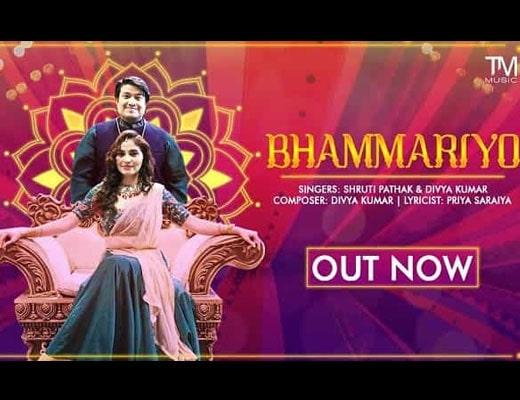 Bhammariyo Lyrics – Shruti Pathak, Divya Kumar