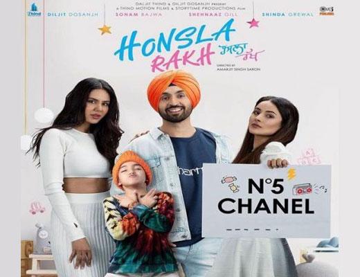 Chanel No 5 Lyrics – Diljit Dosanjh