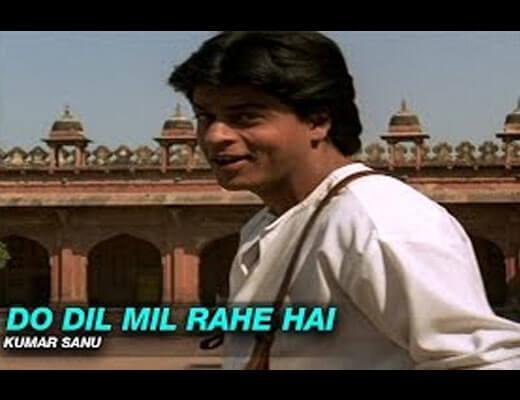 Do Dil Mil Rahe Hai Lyrics – Kumar Sanu