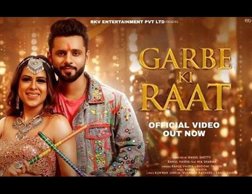 Garbe Ki Raat Lyrics – Rahul Vaidya, Bhoomi Trivedi
