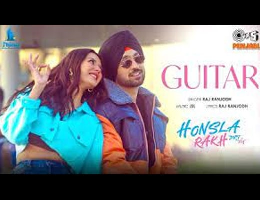 Guitar Lyrics – Diljit Dosanjh