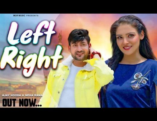 Kamar Teri Left Right Halle Lyrics – Sandeep Surila