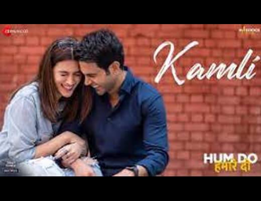 Kamli Lyrics – Jubin Nautiyal, Divya Kumar, Sachin Jigar