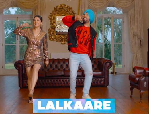 Lalkaare Lyrics - Diljit Dosah