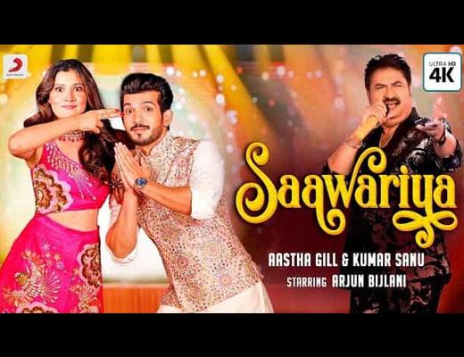 Saawariya Lyrics – Kumar Sanu