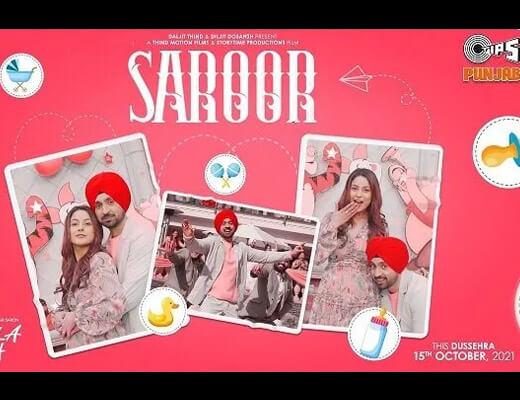 Saroor Lyrics – Diljit Dosanjh