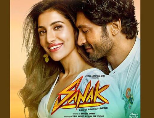 Suna Hai Lyrics - Sanak