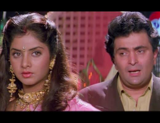 Tere Dard Se Dil Aabad Raha Lyrics – Deewana